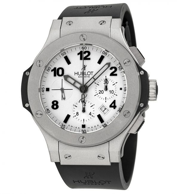 e13f0737232 Hublot Tuiga 1909 Big Bang Platinum Watch - WatchMall